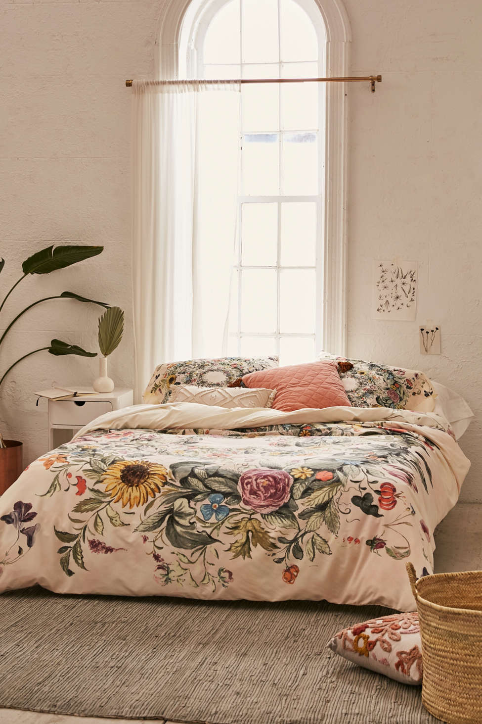 Slide View: 1: anipani For Deny Circle Of Life Duvet Cover