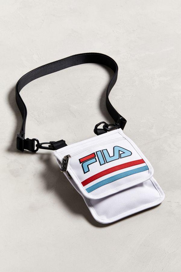 Slide View  1  FILA UO Exclusive Racing Pouch Messenger Bag 7a93e69465485