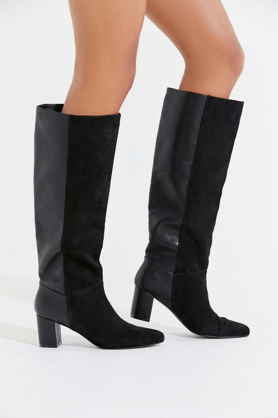 Uo Donna Knee High Boot by Urban Outfitters