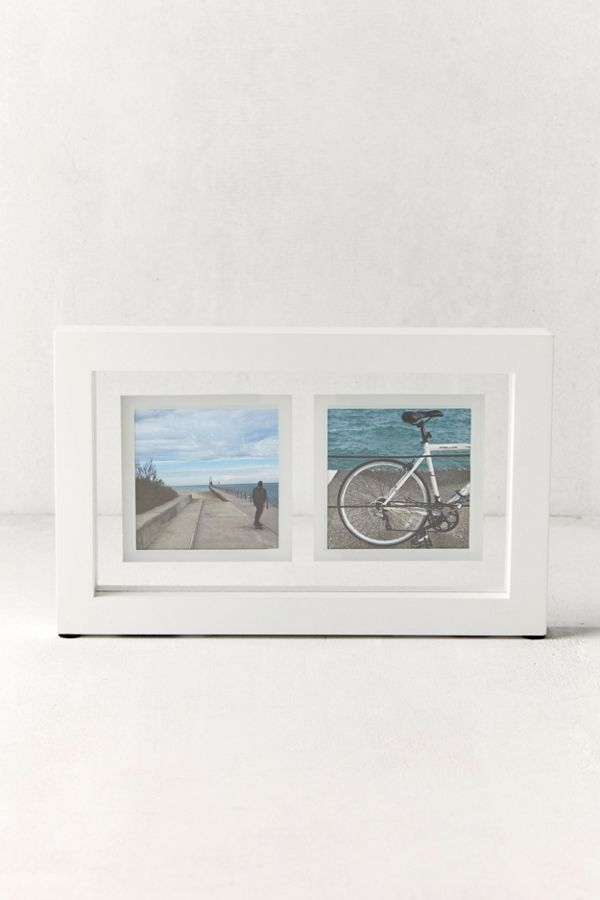Light Up Polaroid Duo Picture Frame Urban Outfitters