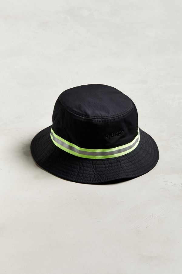 Slide View  1  Stussy Reflective Bucket Hat c60e4655638