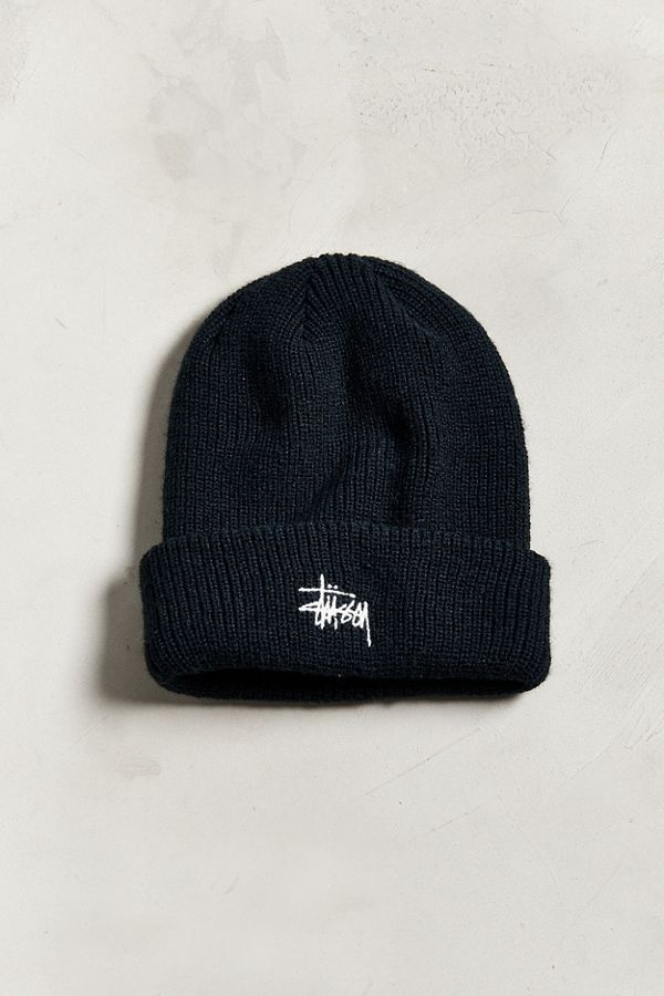Slide View  1  Stussy Stock Cuff Beanie 97a6479ce11