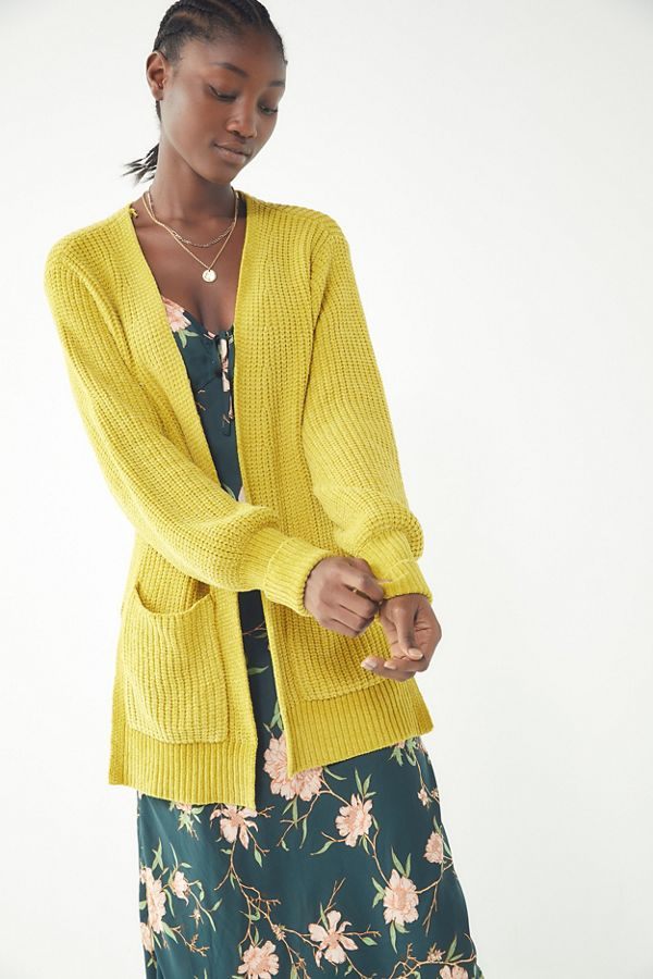 d591ea8682 Slide View  2  UO York Split Oversized Cardigan