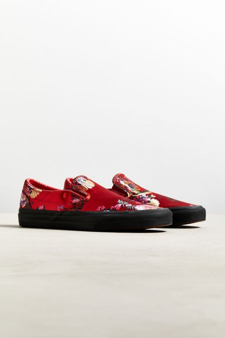 2392cc72915 Vans Classic Slip-On Festica Sneaker. Quick Shop