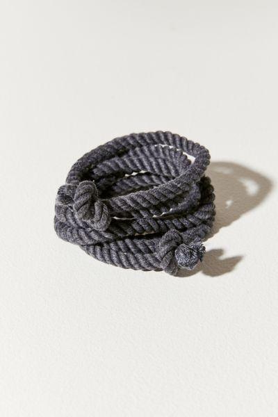 Urban Renewal Remade Recycled Tie Rope Belt by Urban Renewal