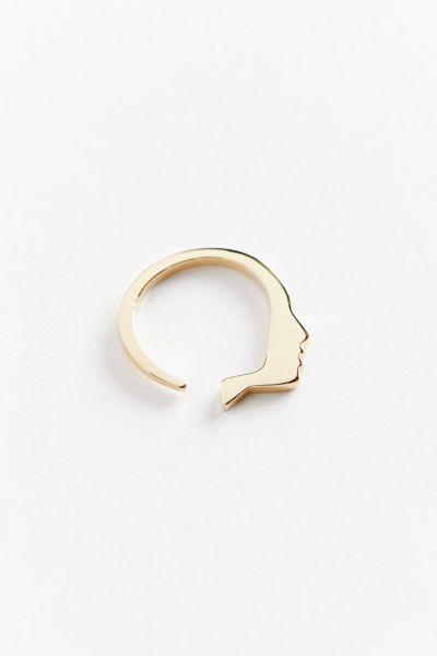 Lady Grey X Uo Silhouette Ring by Lady Grey