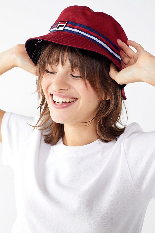 FILA Reversible Bucket Hat  851e034888f5