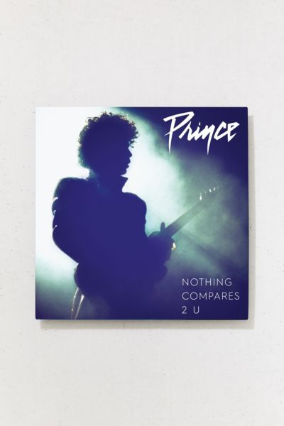 """Prince   Nothing Compares 2 U 7"""" Lp by Urban Outfitters"""