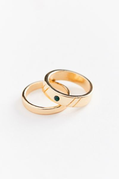 James Stone Pinky Ring by Urban Outfitters