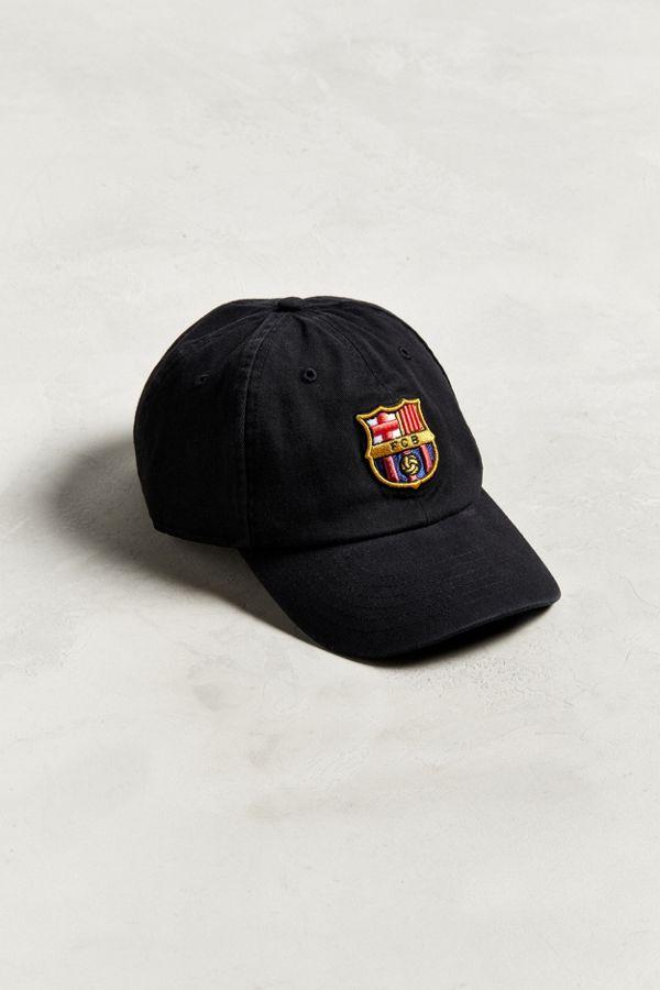 FC Barcelona Baseball Hat  a7a3a2c13c1