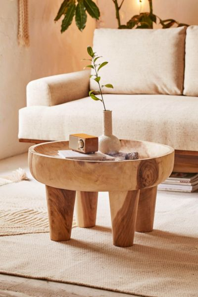 Kia Round Side Table by Urban Outfitters