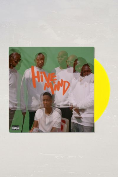 The Internet   Hive Mind Limited 2 Xlp by Urban Outfitters