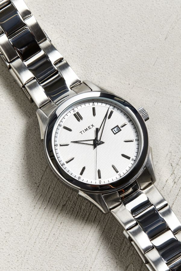 Slide View 1 Timex Torrington Bracelet Watch