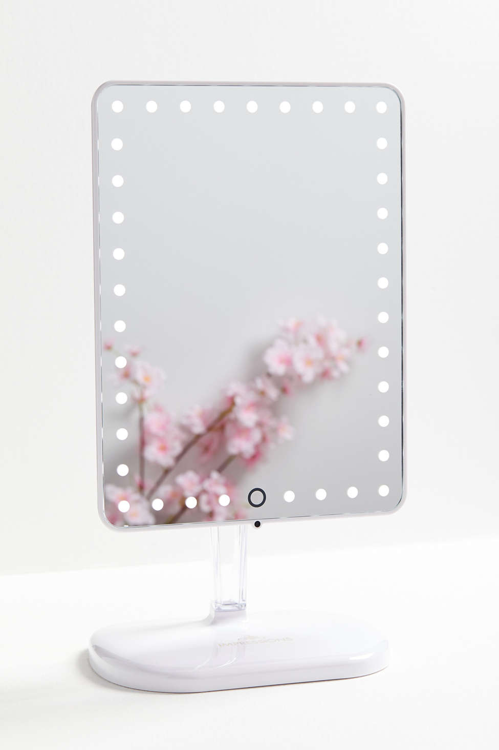 Impressions Vanity Co Touch Pro Led Bluetooth Makeup Mirror