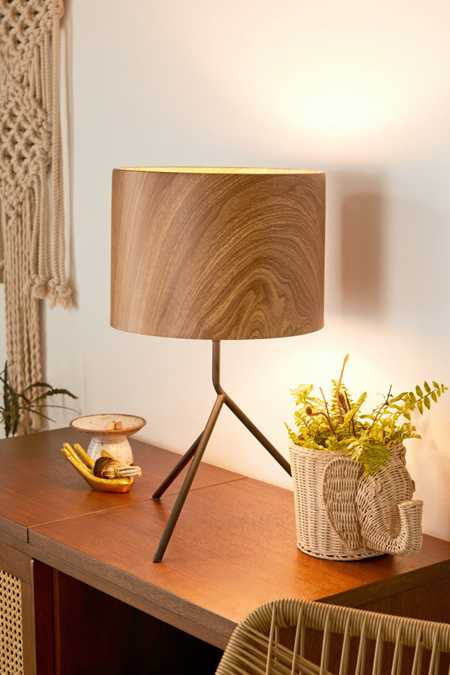Quinton Abstract Table Lamp