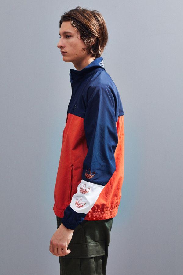 size 40 8286d cbb63 Slide View 3 adidas Tourney Warm-Up Track Jacket