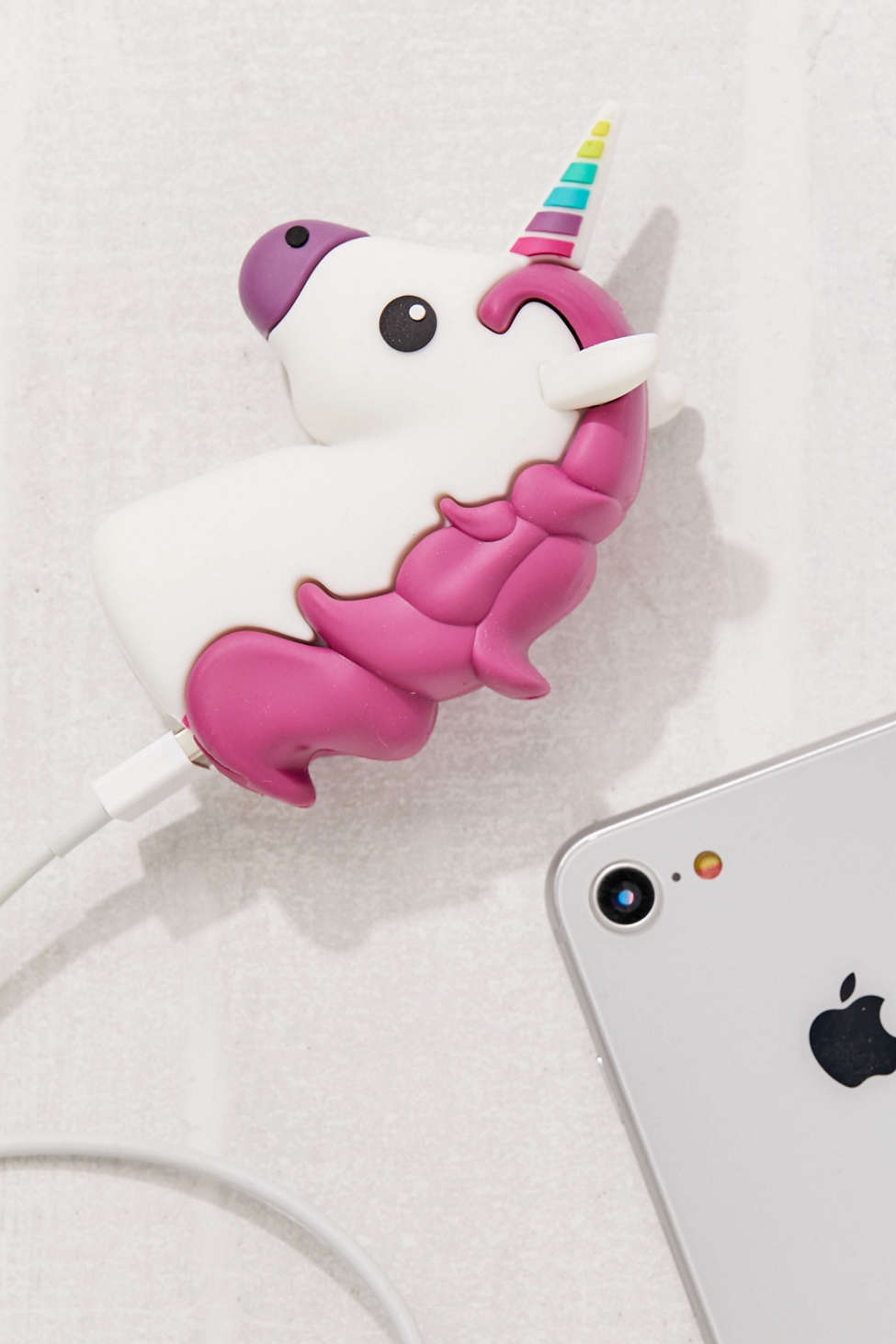 Slide View: 1: MojiPower Unicorn Portable Power Bank