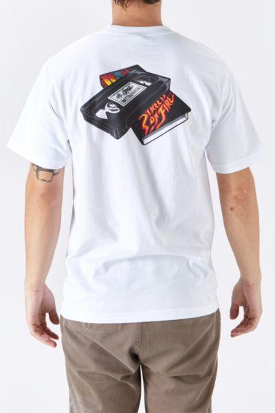 Santa Cruz Rewind T Shirt by Santa Cruz