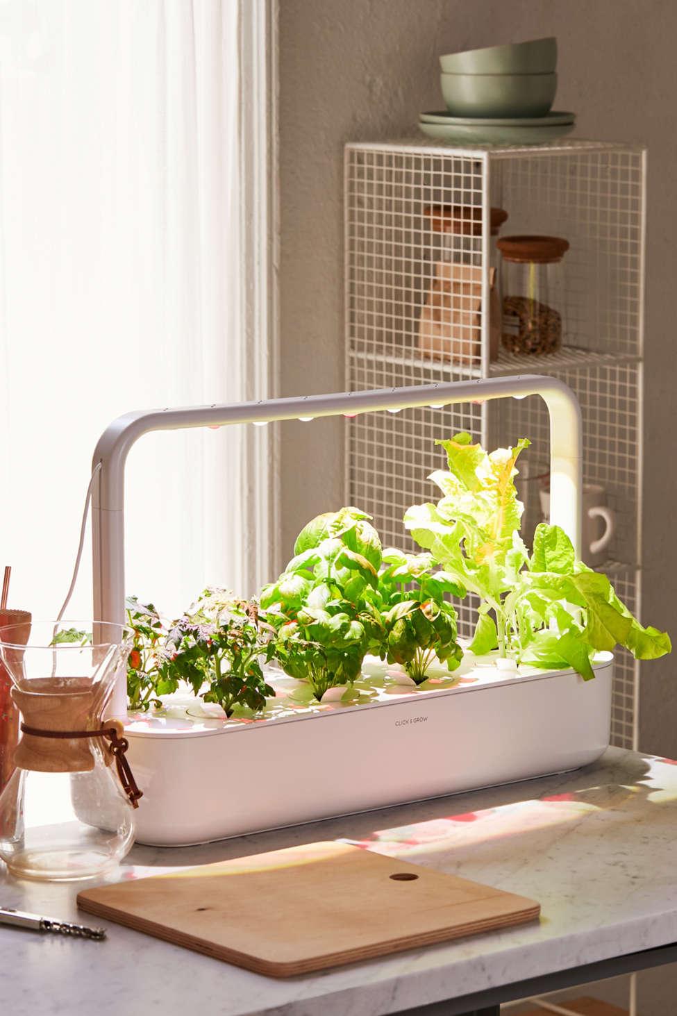 Slide View: 1: Click & Grow Smart Garden 9