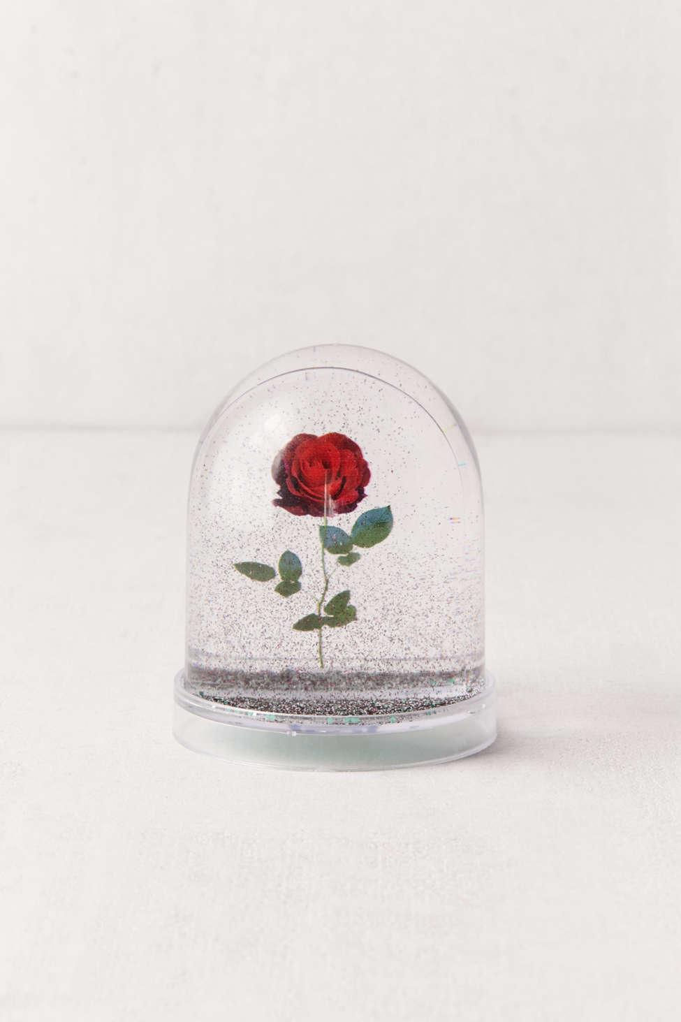 Rose Snow Globe Urban Outfitters