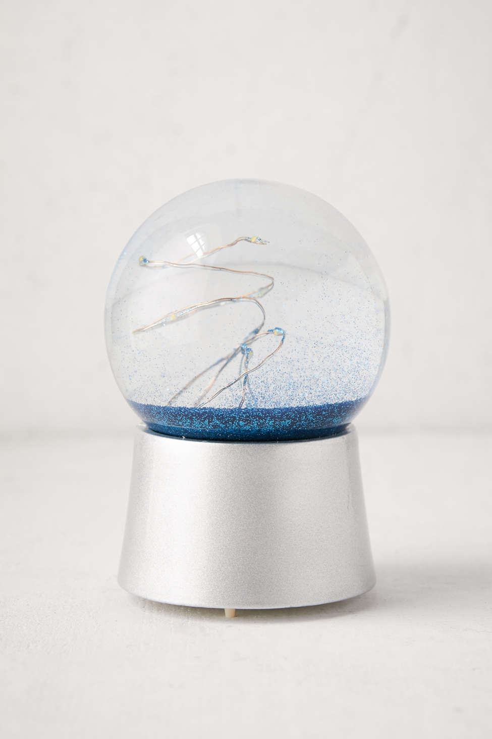 Sparkle Snow Globe Urban Outfitters