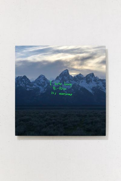 Kanye West   Ye Lp by Urban Outfitters
