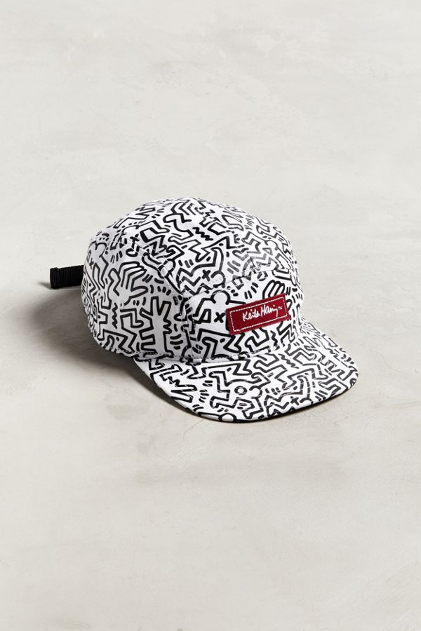 a029be745e3 Keith Haring Allover Print Hat