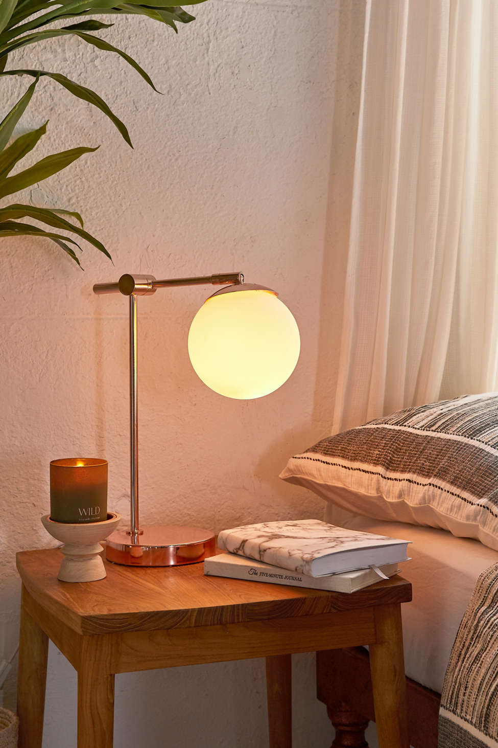 Globe Table Lamp Urban Outfitters