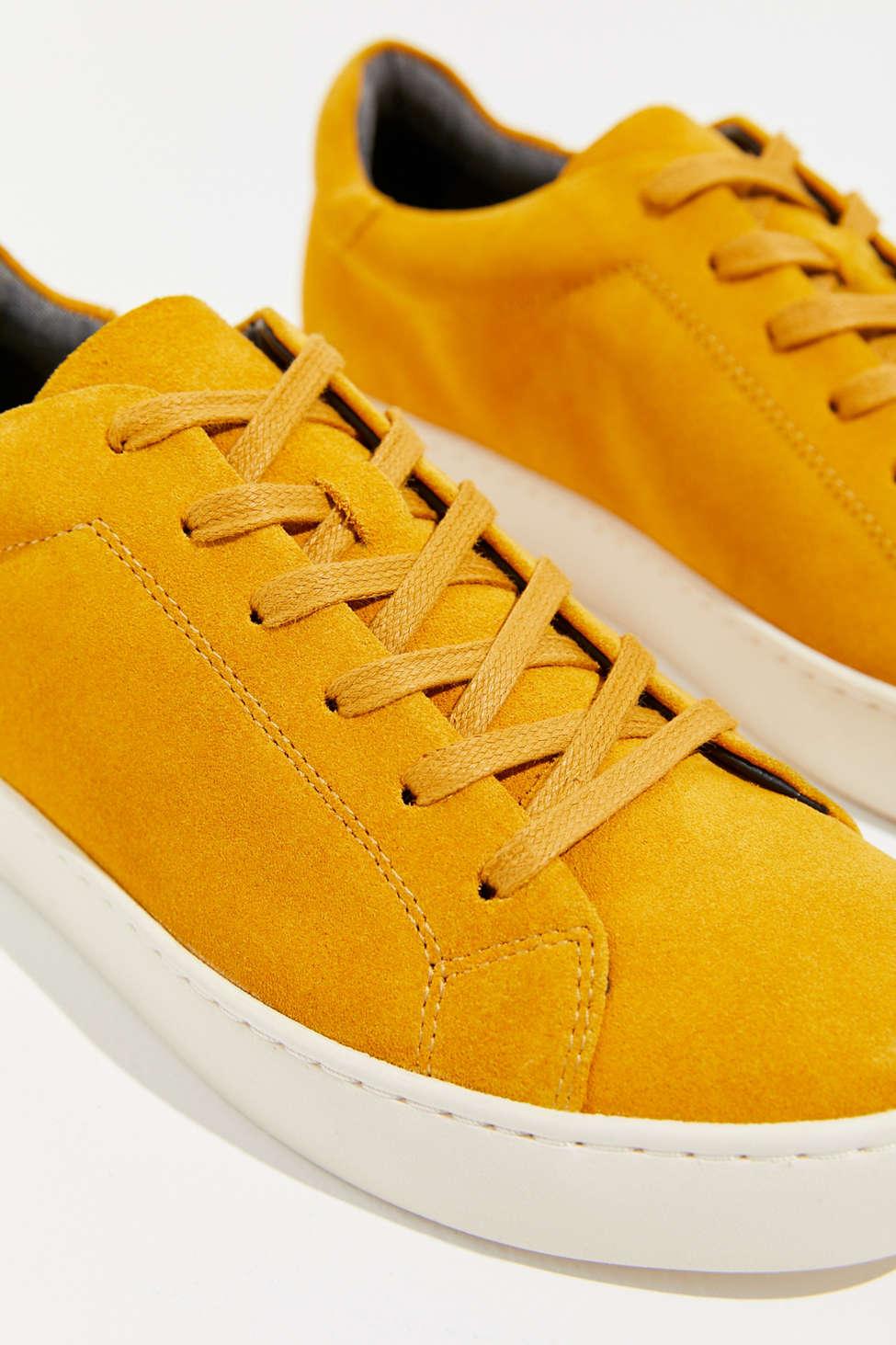 Vagabond Shoemakers Zoe Suede Sneaker by Vagabond Shoemakers