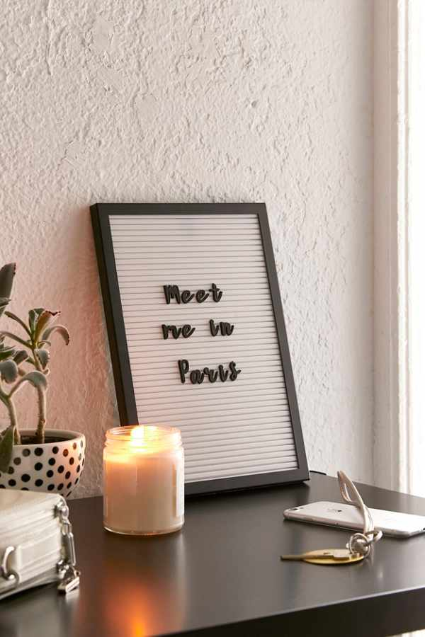 Script Letter Board | Urban Outfitters