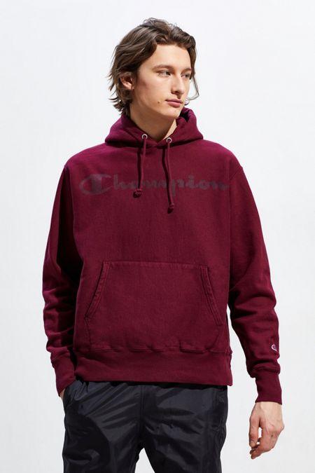 8799ff26eb74e Champion Pigment-Dyed Reverse Weave Pullover Sweatshirt