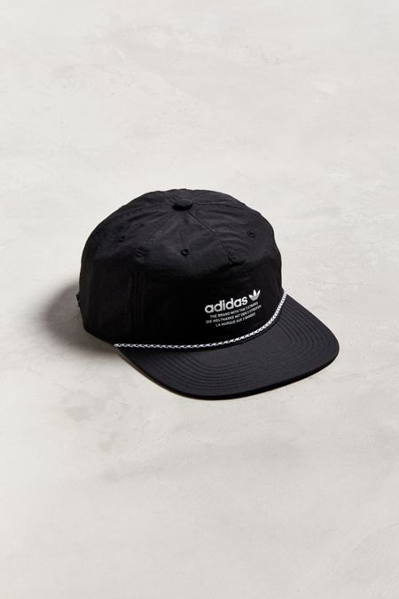 adidas Originals Relaxed Decon Rope Strapback Hat 08592b47f