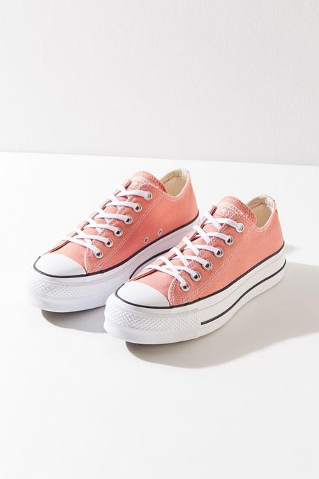 Converse Chuck Taylor All Star Platform Low Top Sneaker 6d622f1f2a