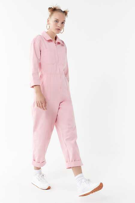 Pink Rompers Jumpsuits For Women Urban Outfitters