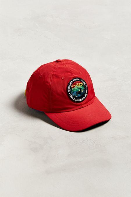 Polo Ralph Lauren Sportsmen Classic Baseball Hat  6ce810168c43