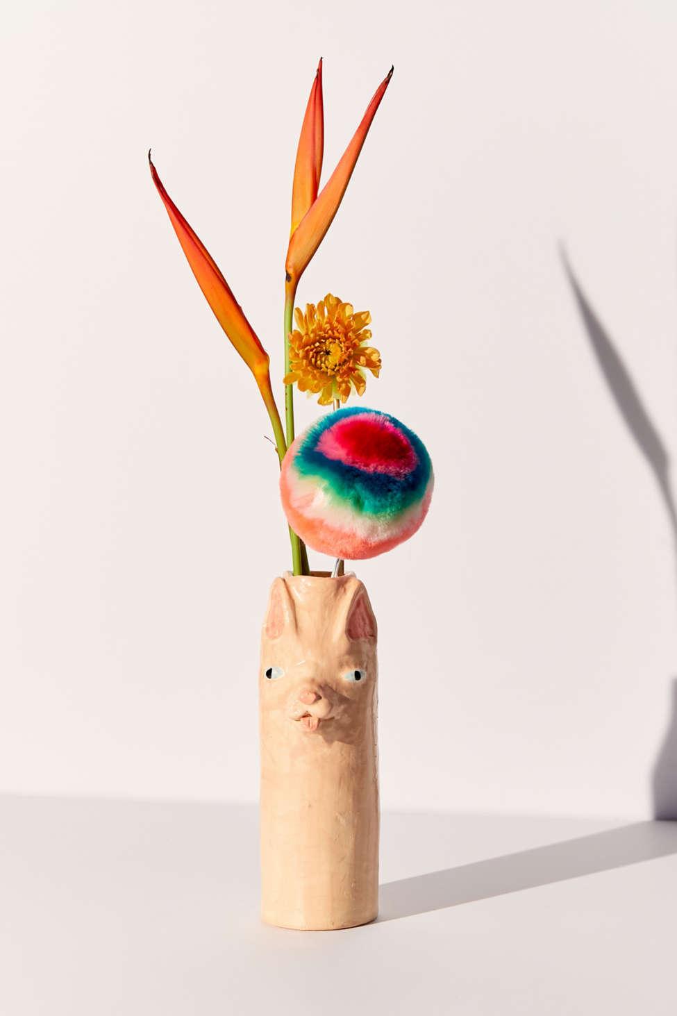 Slide View: 1: Katie Kimmel For UO Kitty Vase