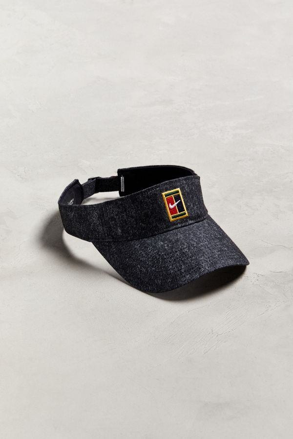 Slide View  1  Nike Aerobill Heritage 86 Visor 009a75d0840