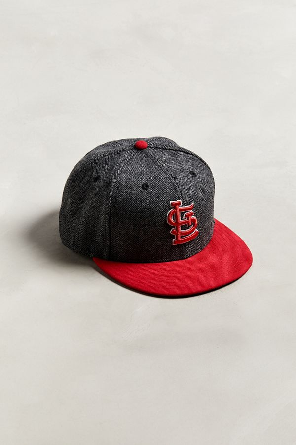 Slide View  1  New Era Pattern Pop St. Louis Cardinals Snapback Hat 2b22e3722a2