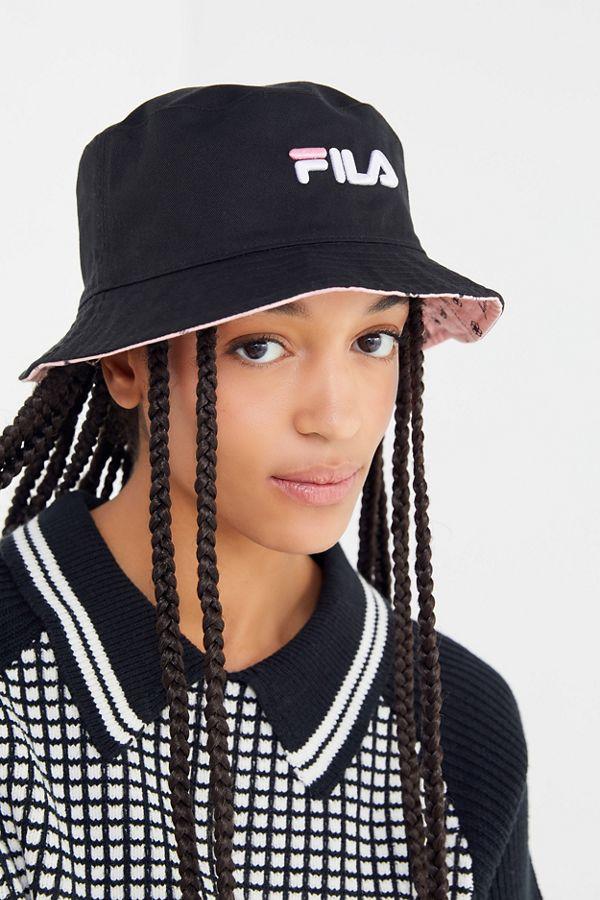 FILA X Fleamadonna Reversible Bucket Hat  e4b58d243508