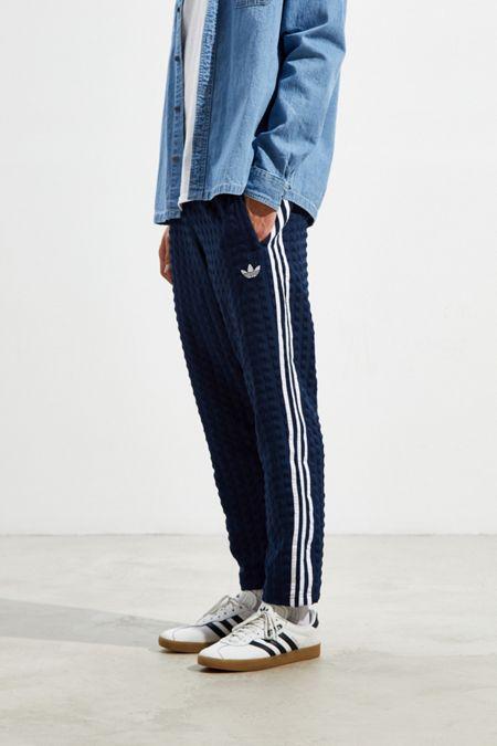 adidas Banyan Seersucker 3-Stripes Track Pant e54fe134f66