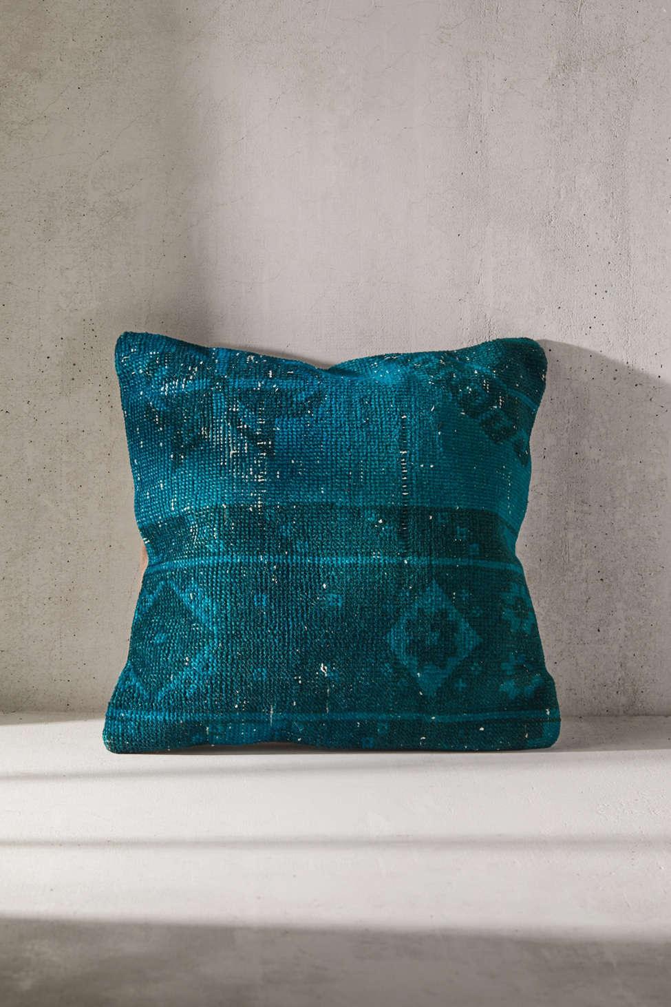 Slide View: 1: Urban Renewal Reclaimed Kilim Throw Pillow