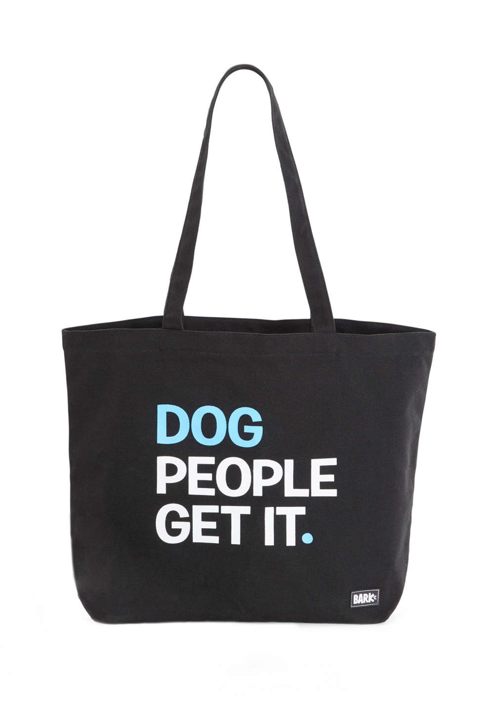 Slide View: 1: BARK Dog People Get It Tote