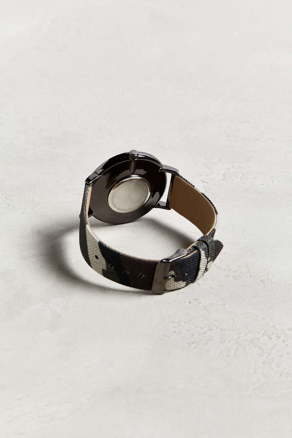 Uo Camo Strap Watch by Urban Outfitters