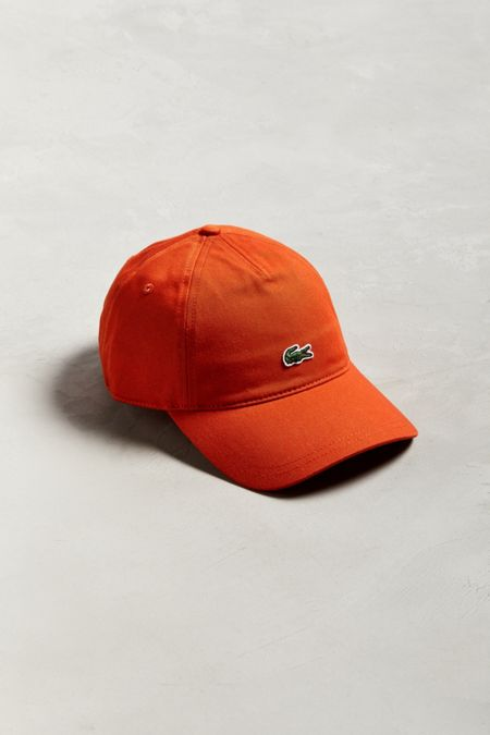 Lacoste Gabardine Baseball Hat fd8c266995b