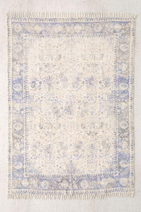 Honora Printed Chenille Rug