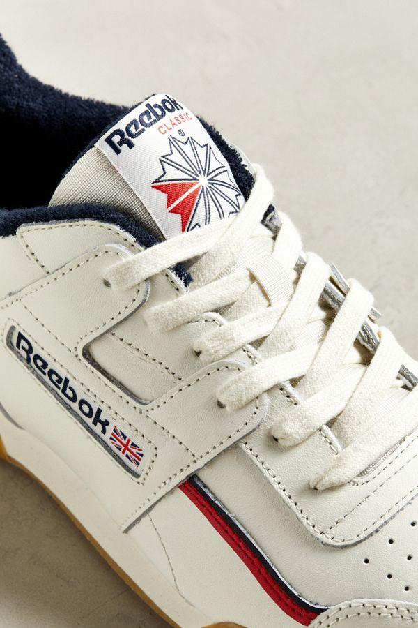f6a3f7c45b4 Slide View  3  Reebok Workout Plus MU Sneaker
