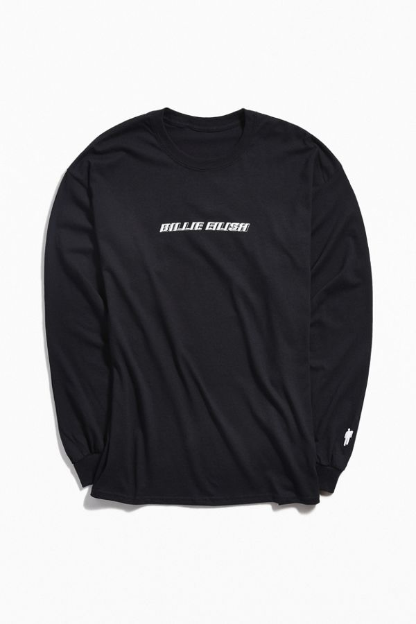 Slide View  1  Billie Eilish Long Sleeve Tee 723e843b2b7