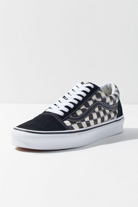 Vans Old Skool Blurred Checkerboard Sneaker 0cbeb7b54