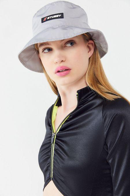 Stussy Reena Clean Tech Bucket Hat a256405b97a