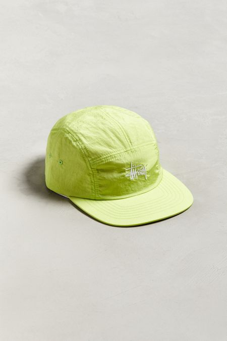 Stussy Basic Stock Camp 5-Panel Hat 01d432a41dd